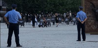 Aksion në shesh: S'ka paqe pa drejtësi